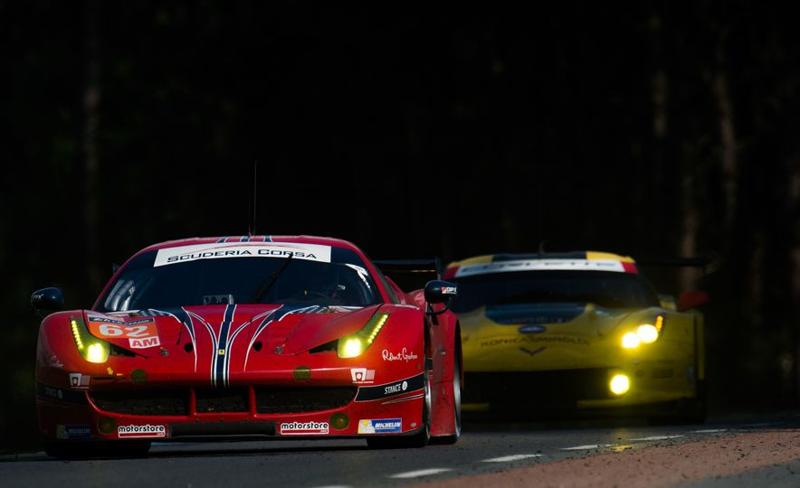 2016 24 Hours of Le Mans: Photos from the History-Making Race - Slide 17