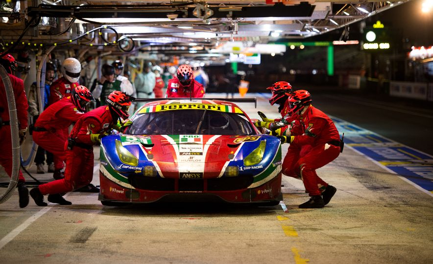 2016 24 Hours of Le Mans: Photos from the History-Making Race - Slide 29