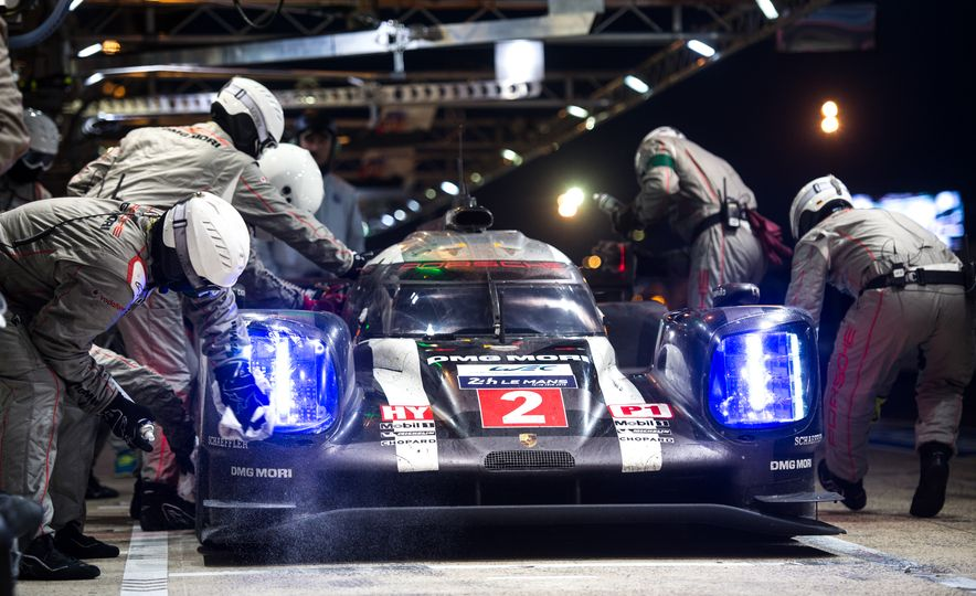 2016 24 Hours of Le Mans: Photos from the History-Making Race - Slide 31