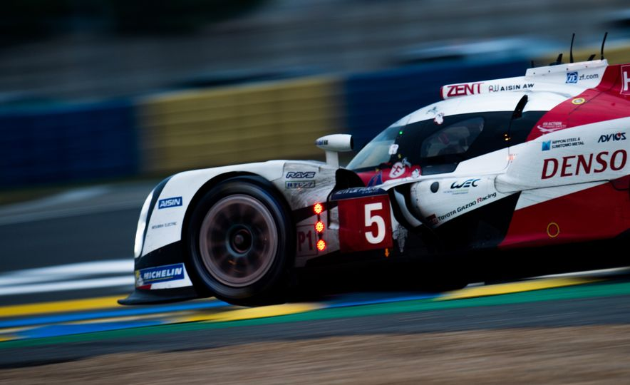 2016 24 Hours of Le Mans: Photos from the History-Making Race - Slide 33