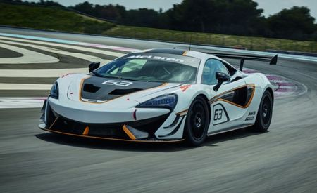 McLaren 570S Sprint: Among Exotics, an Entry-Level Track Car