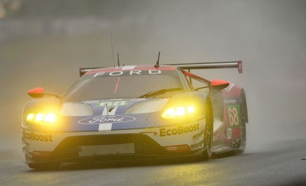 Ford Takes Pole In Gte Class At Le Mans Immediately Wishes It Hadnt News Car And Driver