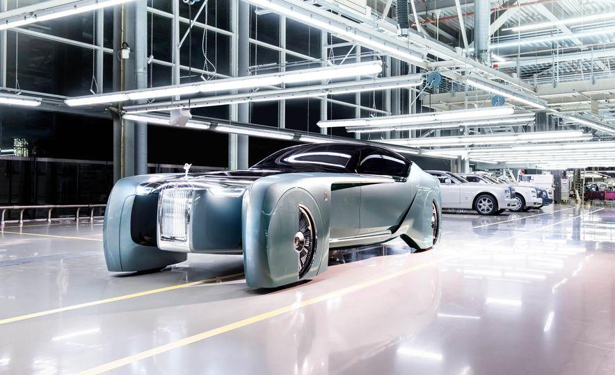 Rolls-Royce 103EX concept - Slide 4