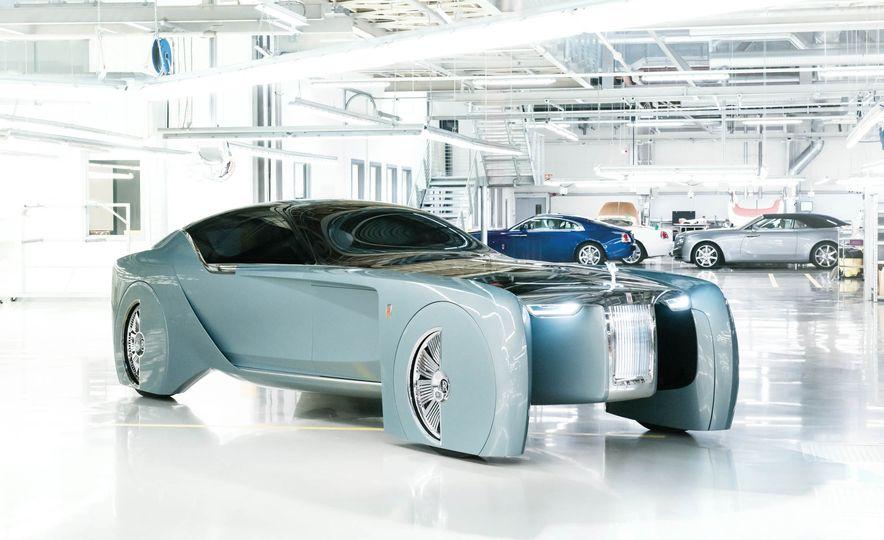 Rolls-Royce 103EX concept - Slide 7