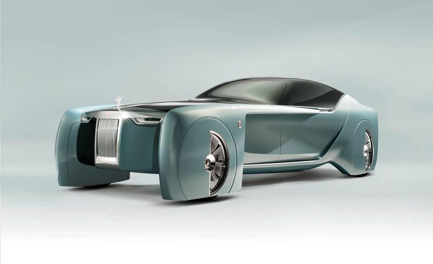 Rolls-Royce 103EX concept - Slide 9