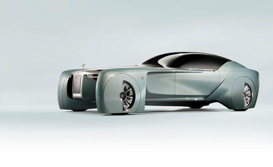 Rolls-Royce 103EX concept - Slide 10