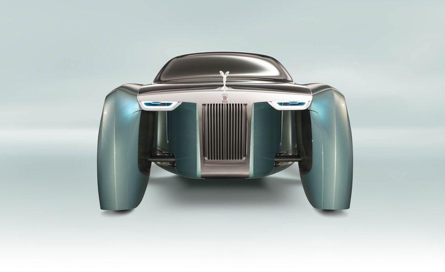 Rolls-Royce 103EX concept - Slide 15
