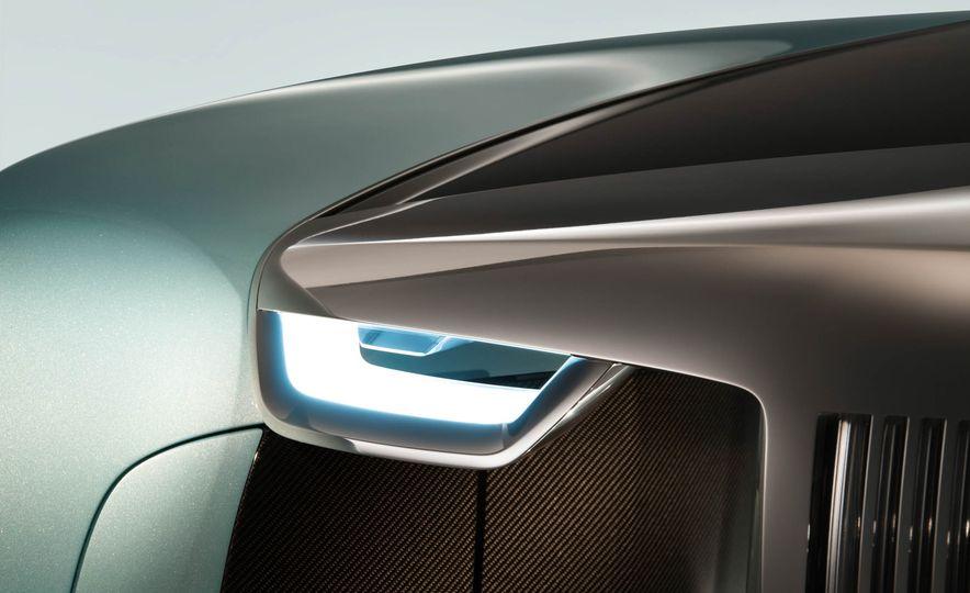 Rolls-Royce 103EX concept - Slide 16