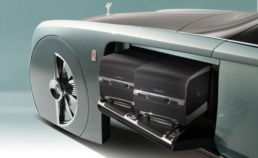 Rolls-Royce 103EX concept - Slide 18