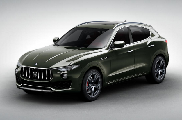 Maserati Levante Reviews | Maserati Levante Price, Photos, and Specs ...