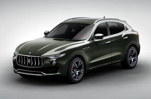 How We'd Spec It: Maserati Levante, The Godfather of Luxury SUVs