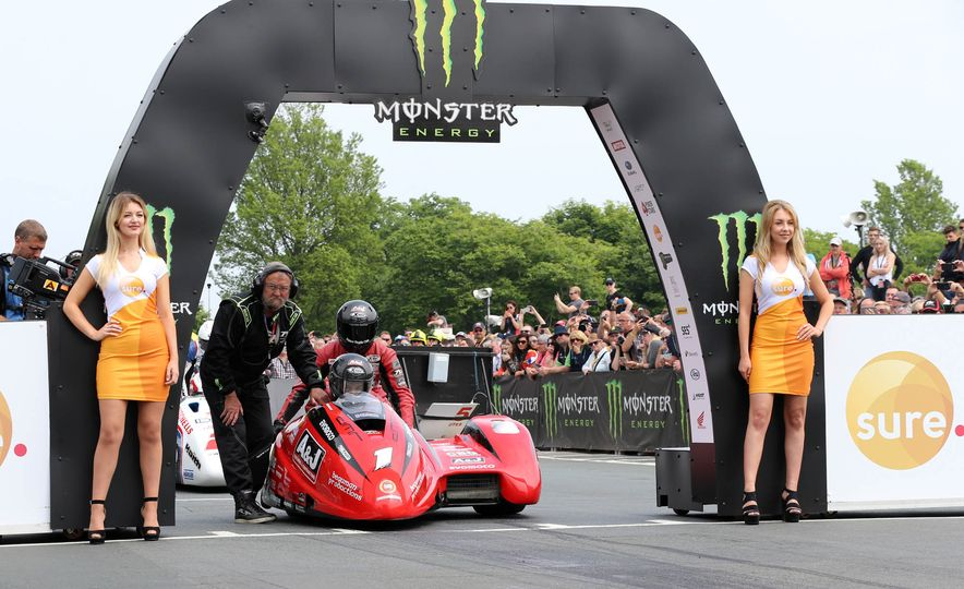 Sidecar Racing at the Isle of Man TT Is Insane (and Insanely Cool) - Slide 1