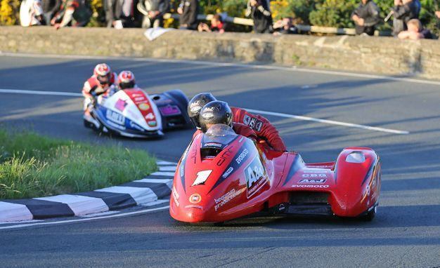 Sidecar Racing at the Isle of Man TT Is Insane (and Insanely Cool)