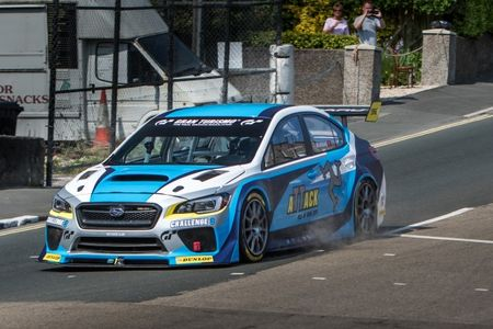 Isle of Man-liness: Subaru Breaks Lap Record—Again [UPDATED with Video]