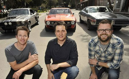 Top Gear USA Reaches the End of the Road