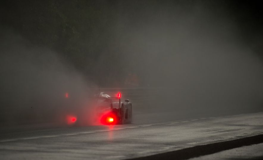 24 Hours of Le Mans Update: Weather Wrecks the Best-Laid Plans - Slide 2