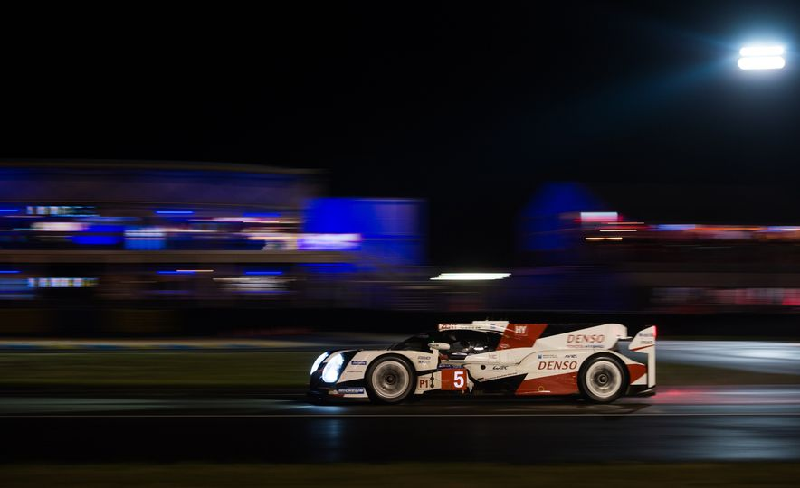 24 Hours of Le Mans Update: Weather Wrecks the Best-Laid Plans - Slide 3