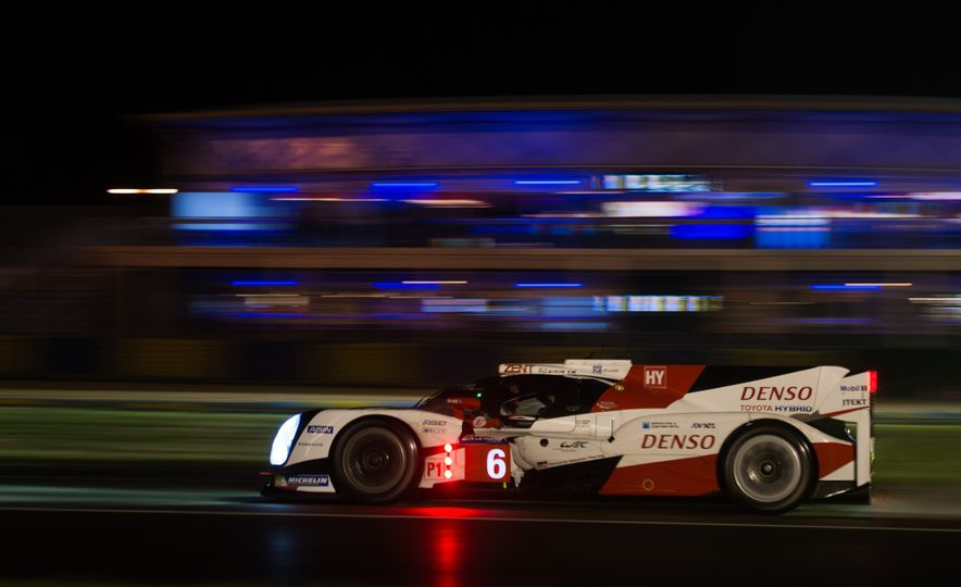 24 Hours of Le Mans Update: Weather Wrecks the Best-Laid Plans - Slide 4