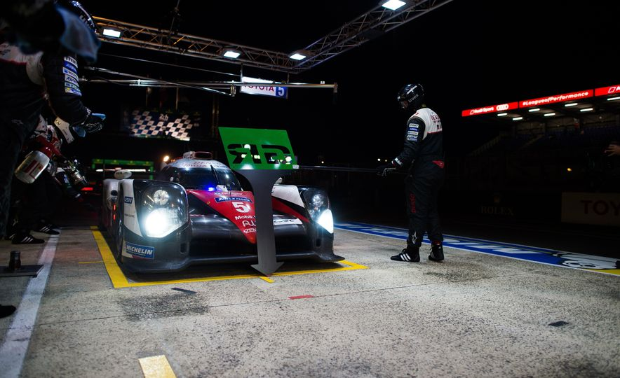 24 Hours of Le Mans Update: Weather Wrecks the Best-Laid Plans - Slide 5