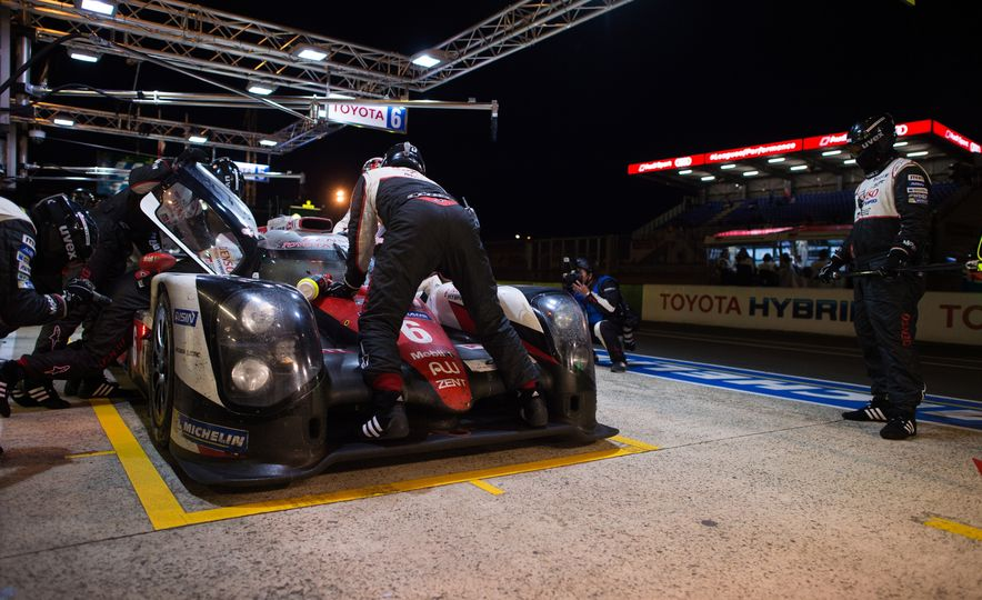 24 Hours of Le Mans Update: Weather Wrecks the Best-Laid Plans - Slide 6