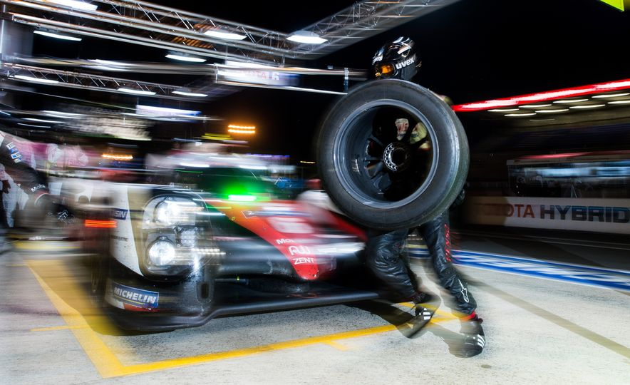 24 Hours of Le Mans Update: Weather Wrecks the Best-Laid Plans - Slide 7