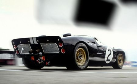 The Life and Times of the 1966 Le Mans–Winning Ford GT40 MkII