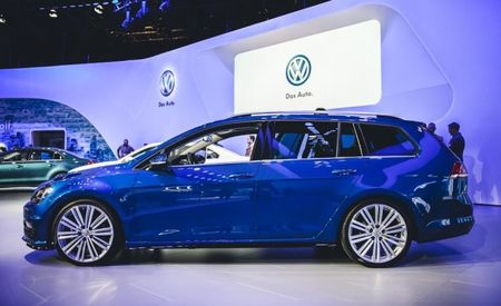 2017 VW Golf SportWagen 4MOTION Offers AWD Without Crossover Pretensions.