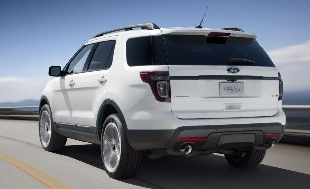 Ford Explorer Reviews Ford Explorer Price Photos And Specs Car