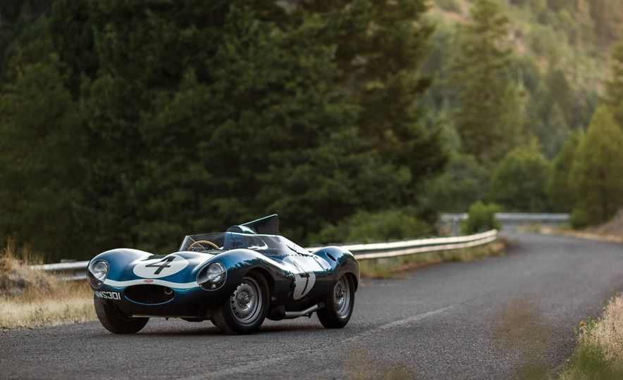 1955 Jaguar D-Type - Slide 13