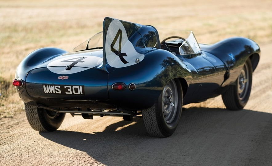 1955 Jaguar D-Type - Slide 16