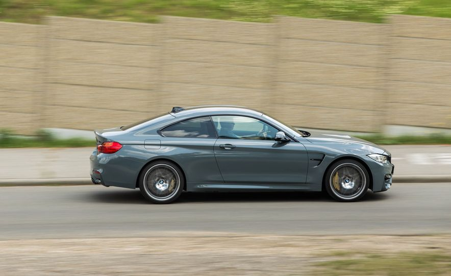 2016 BMW M4 Competition Package - Slide 1