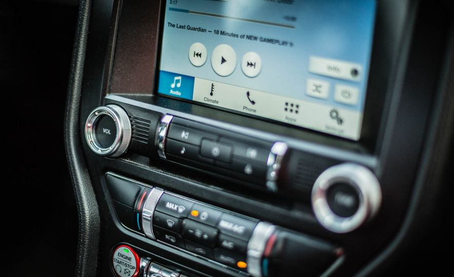 2016 Ford Mustang GT - Slide 44