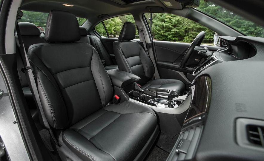 2018 Honda Accord (spy photo) - Slide 35