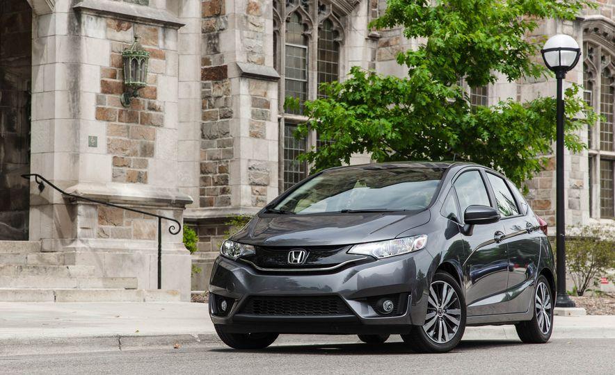 2016 Honda Fit - Slide 10