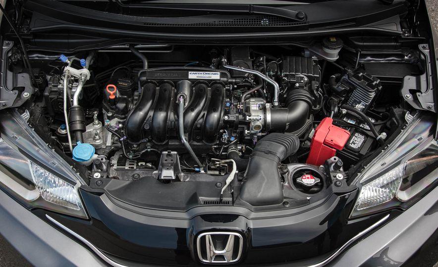 2016 Honda Fit - Slide 42