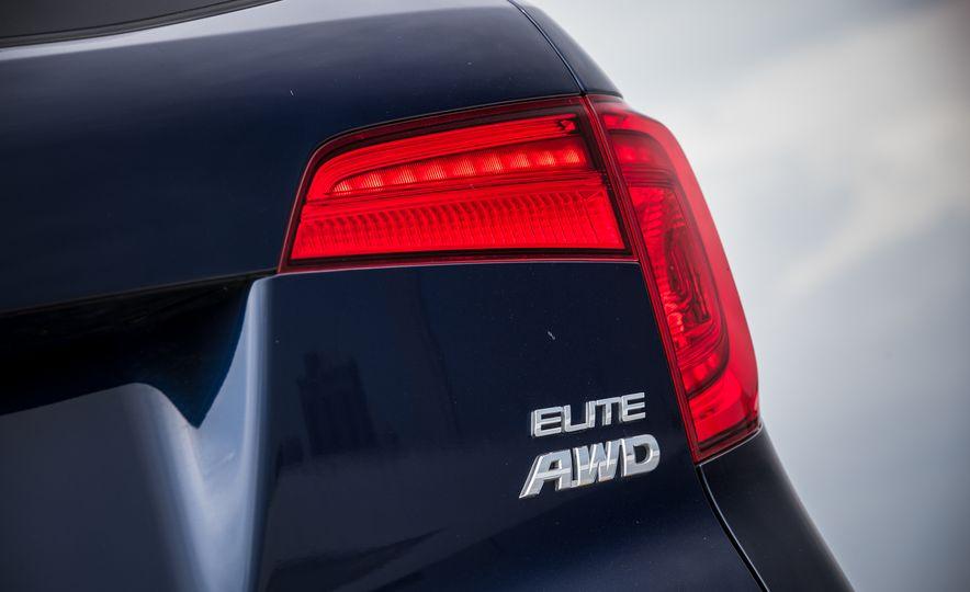 2016 Honda Pilot Elite AWD - Slide 48