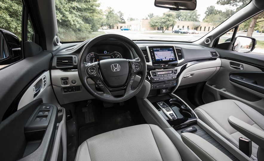 2016 Honda Pilot Elite AWD - Slide 49