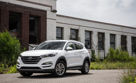 Tucson Gets Tweaked: Hyundai Mildly Updates Its Smallest Crossover for 2017