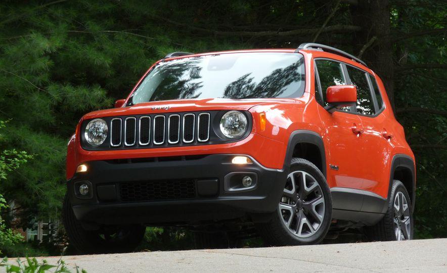 2016 Jeep Renegade - Slide 5