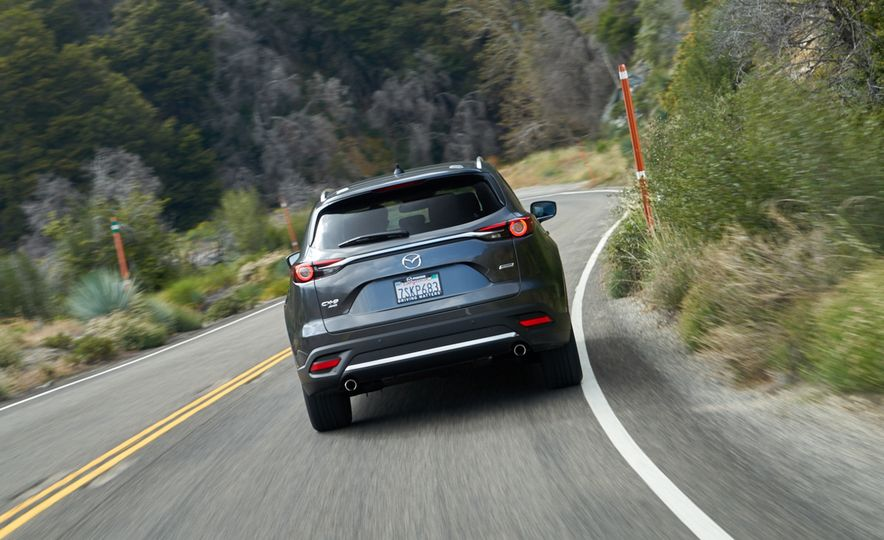 2016 Mazda CX-9 Signature AWD - Slide 4