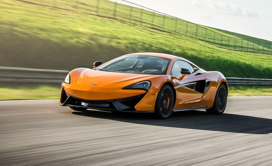 2016 McLaren 570S - Slide 1