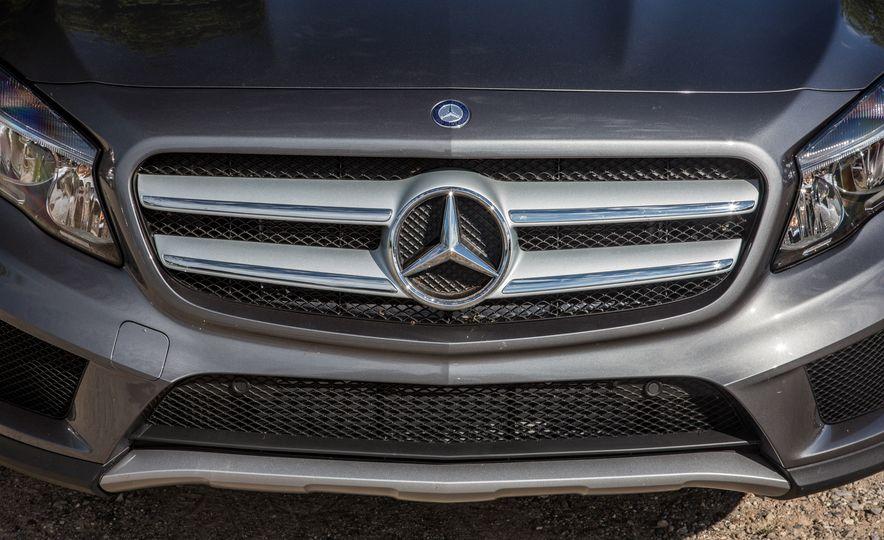 2016 Mercedes-Benz GLA250 - Slide 20