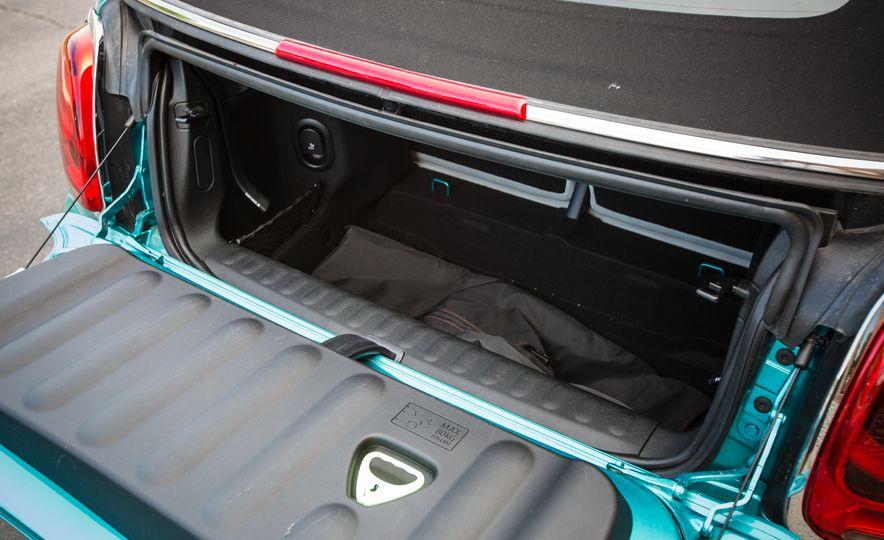 2016 Mini Cooper convertible - Slide 34