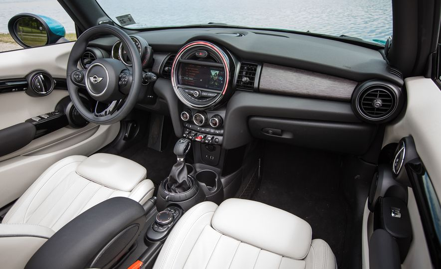 2016 Mini Cooper convertible - Slide 45