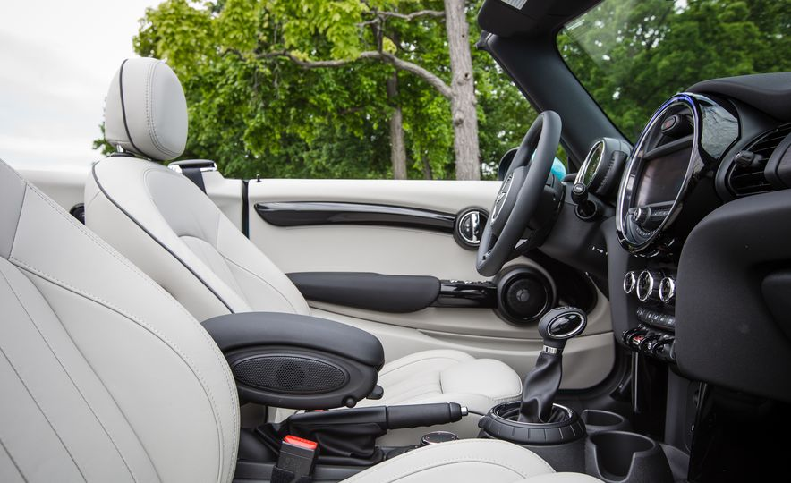 2016 Mini Cooper convertible - Slide 46
