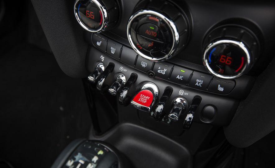 2016 Mini Cooper convertible - Slide 55