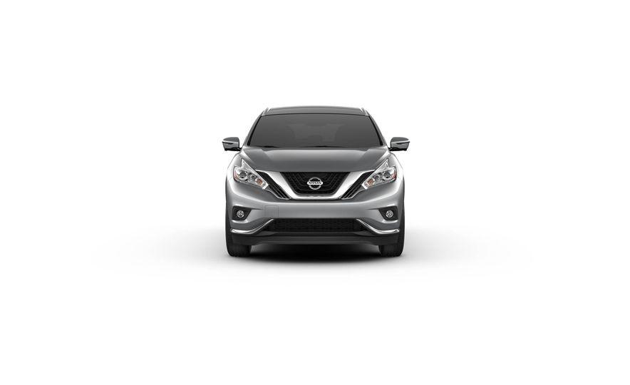 2016 Nissan Murano hybrid - Slide 1