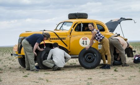 2016 Peking to Paris Motor Challenge: Epic Photos from the 36-Day Journey