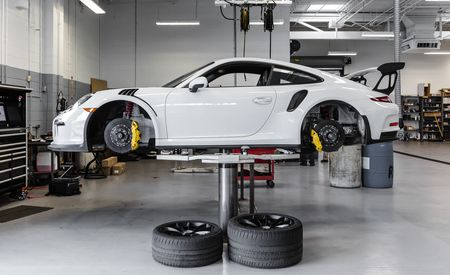 Porsche 911 GT3 RS Tech Dive: Why It's the Best 911 of Them All