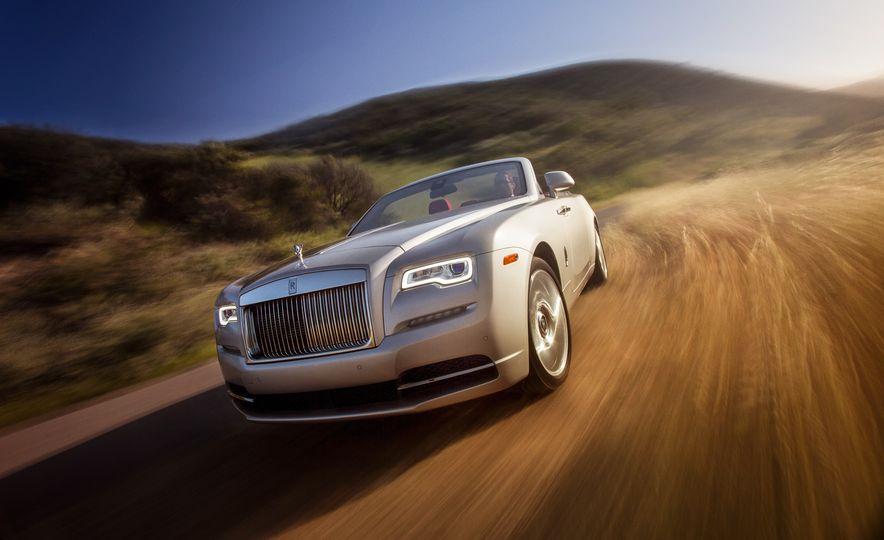 2016 Rolls-Royce Dawn - Slide 1